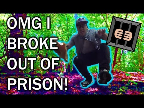 OMG I BROKE OUT OF PRISON!  (VLOG)