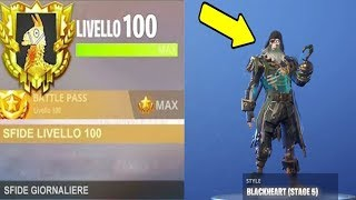 FORTNITE - BUG FOR COMPLETE THE BATTLE PASS OF SEASON 8 [FAKE]