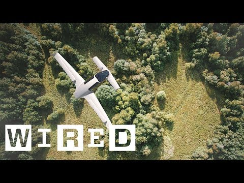 Lilium's Flying Jet-powered Taxi Completes Its First Test Flights Over Germany | WIRED