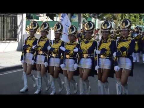 Rosario 2013 - Banda Sta. Monica (Tanza, Cavite)