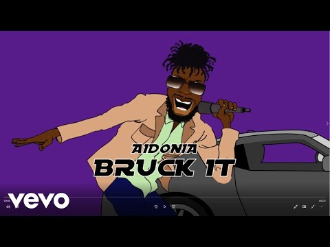 Aidonia - Bruck It (Official Animated Video)