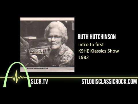 Aircheck - KSHE 1982 Ruth Hutchinson; first KSHE Klassics Show Intro