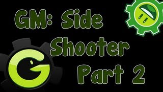 Game Maker Tutorial - Side Shooter Part 2 Enemy Spawning