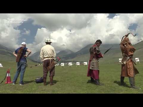 Kyrgyzstan Opens World Nomad Games With Colorful Ceremony