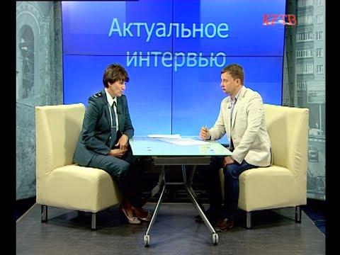 КРТВ. «Актуальное интервью» эфир 21 июня