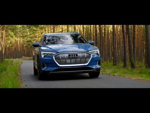 2019 E-tron: Exterior Design | Audi Canada