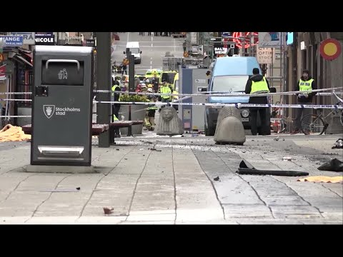 Säkerhetshotet mot Sverige växer - Nyheterna (TV4)