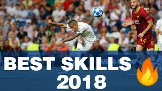 AMAZING Real Madrid SKILLS and TRICKS! | 2018
