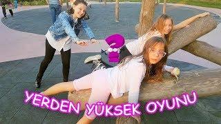 Takipçilerimle Parkta Yerden Yüksek oynadık (Kim yendi?) Sokak Oyunları Eğlenceli Çocuk Videosu BF
