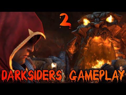 Darksiders Warmastered Edition Gameplay #2 |