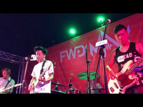 20170625 Supper Moment 說再見了吧 @ 富衛 FWD Max passion party