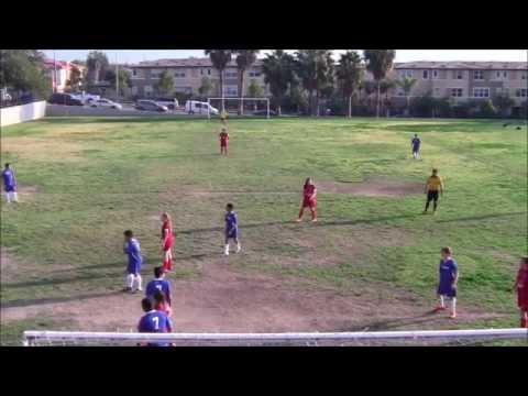 Soccer: San Diego Academy Cavaliers (9) vs  Calvary Christian (0)