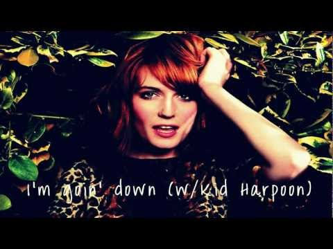 Florence and the Machine - I'm Goin' Down (w/Kid Harpoon, BBC 6 live session) [DOWNLOAD]