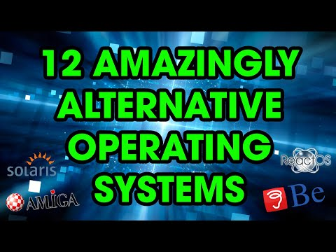 12 Alternative Operating