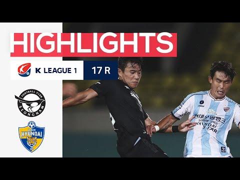Seongnam Ulsan Hyundai Goals And Highlights