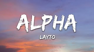 Layto - ALPHA (Lyrics)
