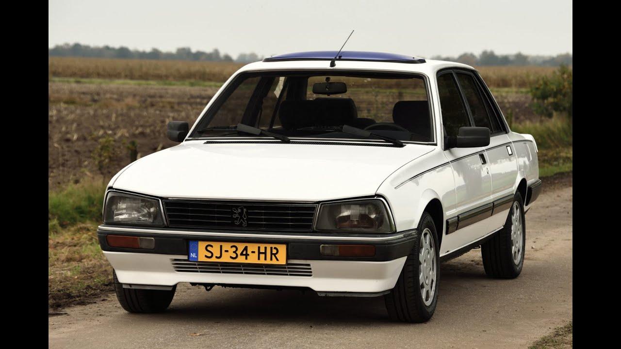 Peugeot 505 V6 Youtube