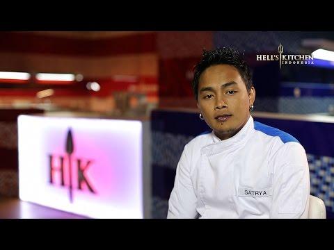Satrya Hell S Kitchen Indonesia
