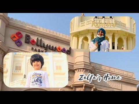 Bollywood Park Dubai || Dubai Bollywood Parks and Resorts || Zalfa's Home