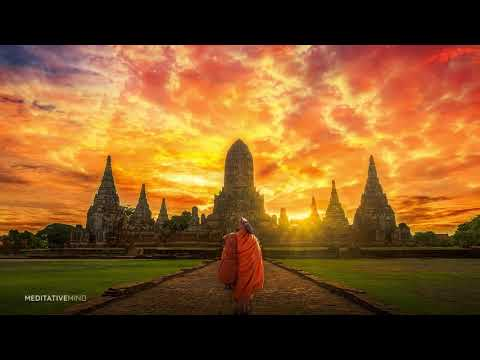 OM MANI PADME HUM | Buddhist Mantra Meditation Music | Cultivate Love & Compassion