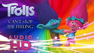 Can't Stop The Feeling - Whole Cast - Trolls - HD