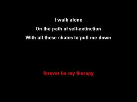 KAMELOT - My Therapy (KARAOKE)