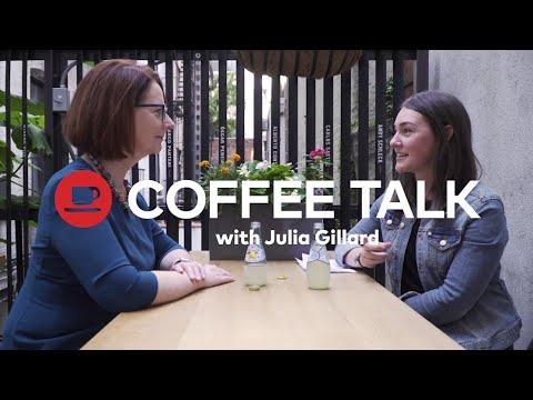 Coffee Talk With Julia Gillard