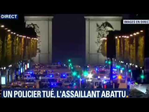 ISIS claims credit for fatal Paris attack