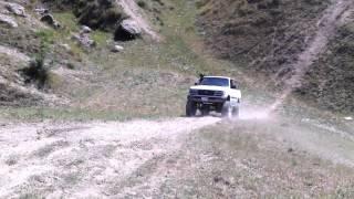Toyota Land Cruiser VX 80 Tırmanış....