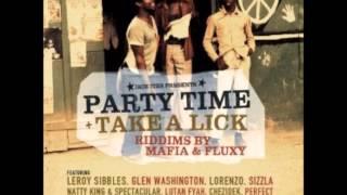 Party Time Riddim (Instrumental Version)