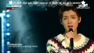 Repeat youtube video [pinyin + eng sub] EXO - Miracles in December (Chinese ver.) LIVE