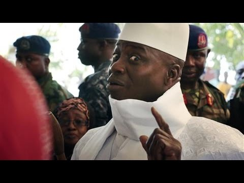 Longtime Gambian President Refuses to Cede Power