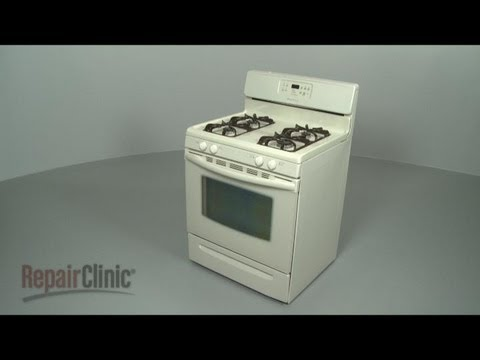 frigidaire gallery wall oven manual