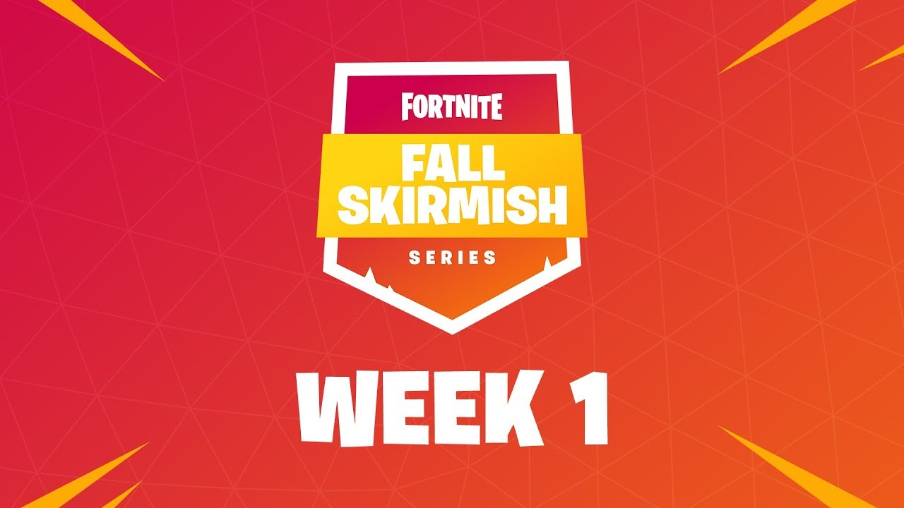 Fortnite Fall Skirmish Week 1 Hold The Throne Duos Youtube