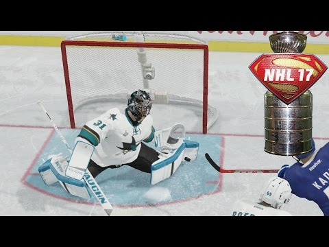 STANLEY CUP FINAL GAME 7 - NHL 17 - Be A Pro ep.41