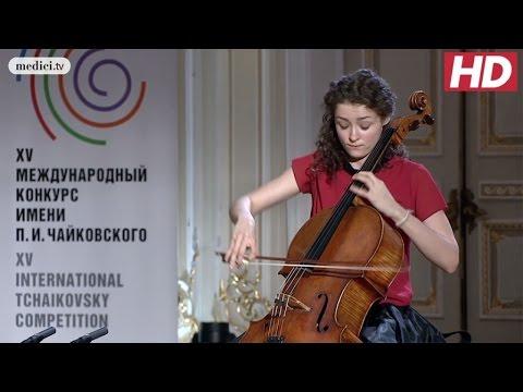 #TCH15 - Cello Round 2: Anastasia Kobekina