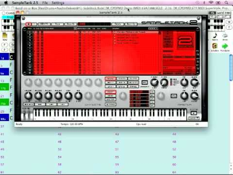 Using Band-in-a-Box with stand-alone synths