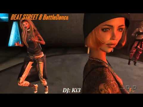 SecondLife Movie [Beat Street R08 (DJ Ki3)] in AQUAVITA