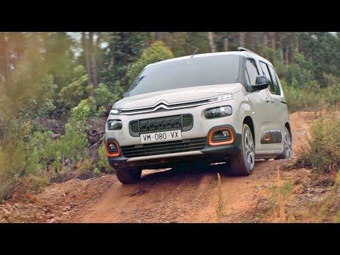 Citroën Berlingo (2018) More Practicality and Comfort