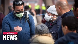 Europe becomes epicenter of COVID-19 pandemic