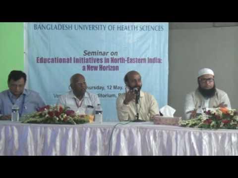 USTM- Signing of MoU with University of Dhaka, Bangladesh