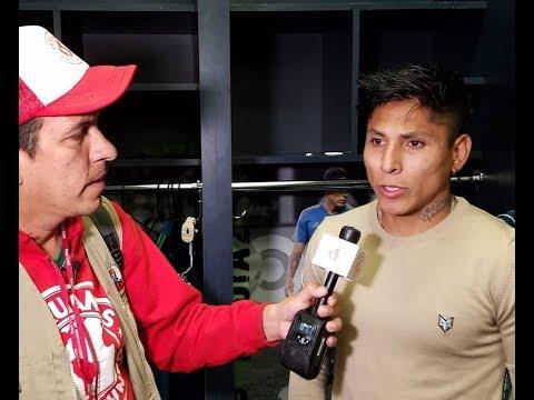 Futbolistas (PeruanosEnElMundo) RAUL RUIDIAZ