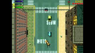 GTA 2 Gameplay -[ReTrO][HD][HUN] - gamezone05