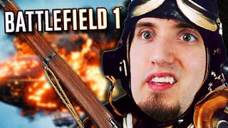 Failing at Battlefield 1 (With Zac Efron)