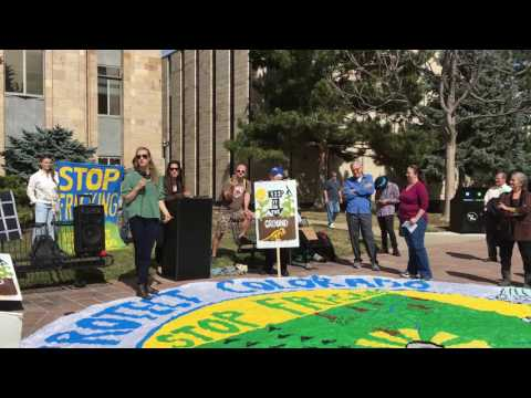 Caught on Tape: D.C. Anti-Fracking Group 'Working at the Local Level' in Colorado