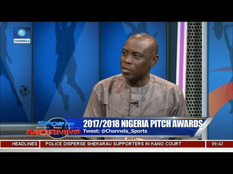 Organisers Set For 5th Edition Of Nigeria Pitch Awards | Sports This Morning |