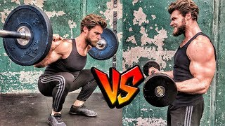 FULL BODY Training vs BRO SPLIT Routines | Which Workout is Better?