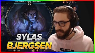763. Bjergsen vs Froggen - Sylas vs Anivia Mid - Season 9 Patch 9.3 - February 18th, 2019
