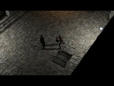 My first impression of Exanima, an RPG with realistic fighting
