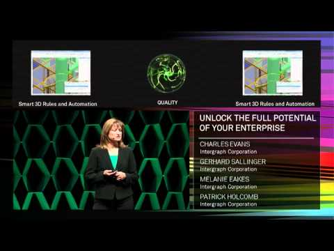 Hexagon 2012: Unlock the Full Potential of Your Enterprise